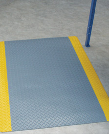 Diamond Plate with Rhi-No-Slip