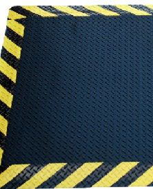 Diamond Plate Anti Fatigue With Chevron™ Anti-Fatigue Mats